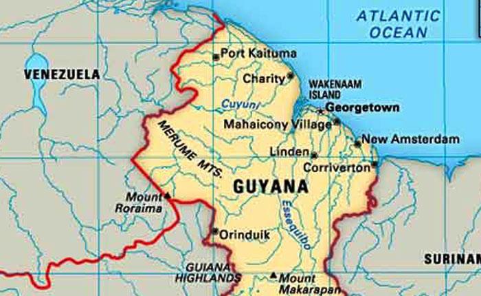 ONU envía equipo a Guyana para resolver conflicto limítrofe con Venezuela