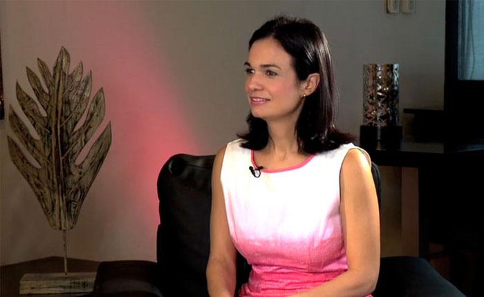 Vicepresidenta panameña está en Venezuela para gestionar pago a empresarios