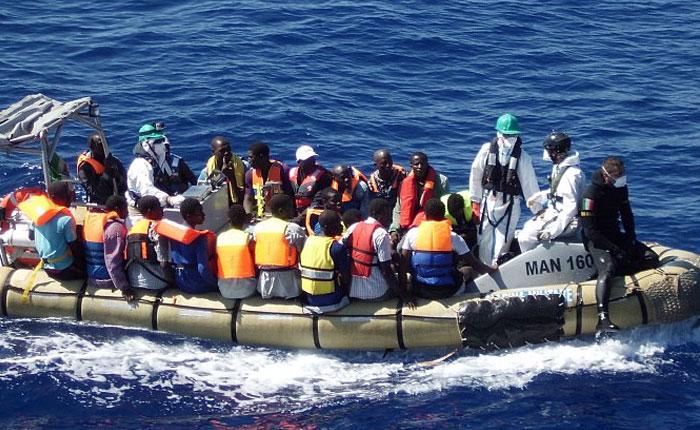 Se multiplican por 30 los migrantes muertos en el Mediterráneo en 2015