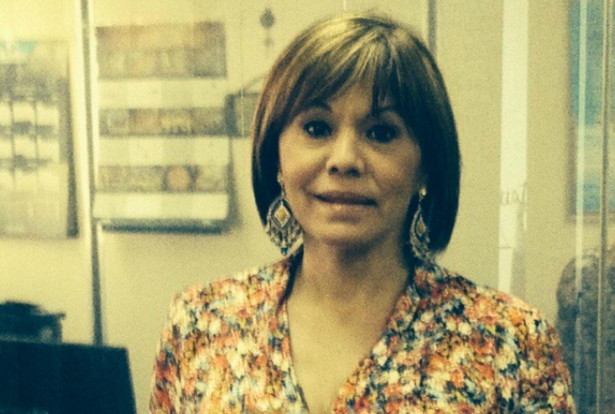 """Eduvigis de Polidor: """"La Fiscal dice lo que le conviene, sí se fugó uno de los asesinos de mi esposo"""""""