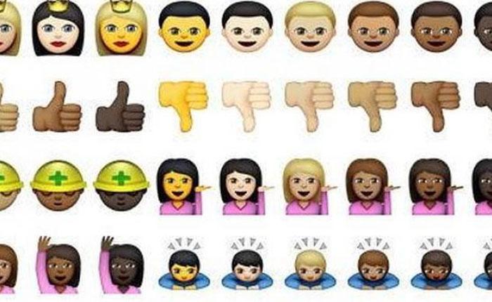 Apple lanza iOS 8.3 con 300 nuevos emojis y mayor diversidad racial