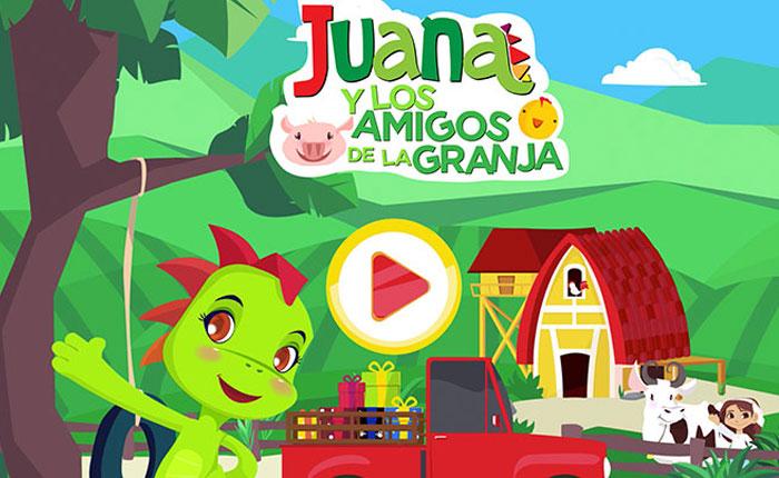 Diseñan aplicación didáctica para niños hispanoamericanos