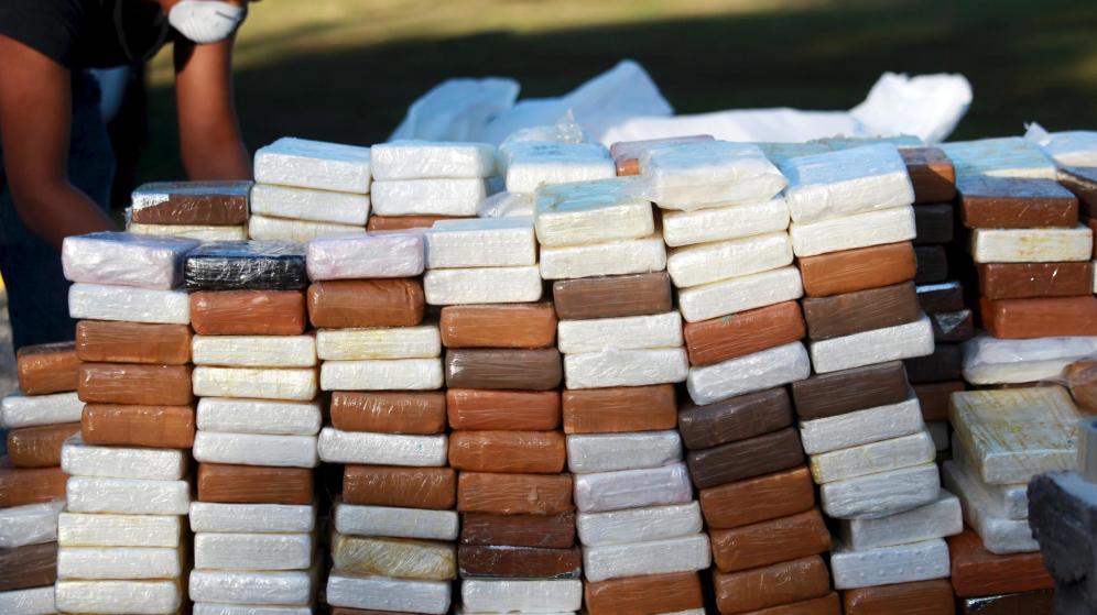 Detienen a un etarra y un venezolano con 2,2 toneladas de cocaína en Martinica