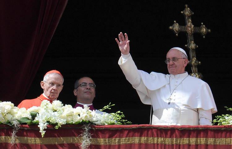 El Papa elogió acuerdo nuclear con Irán en mensaje de Pascua