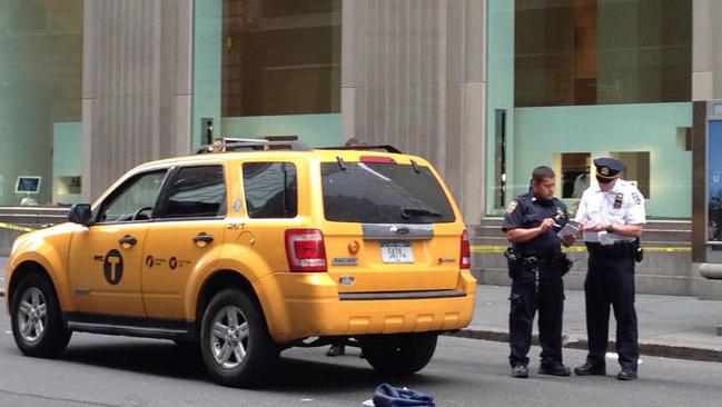 Venezolana murió tras ser atropellada por un taxi en Nueva York