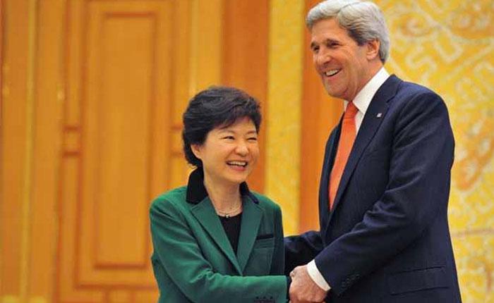 Seúl y Washington acuerdan 'incrementar la presión' sobre Corea del Norte