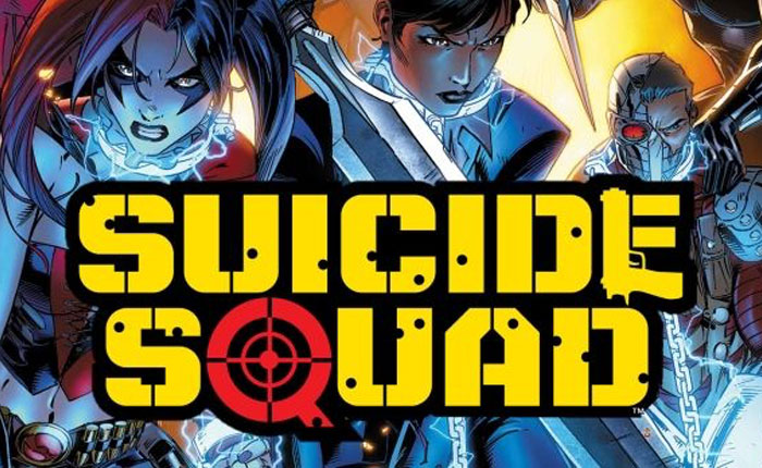 """Primeras Fotos del """"Suicide Squad"""""""