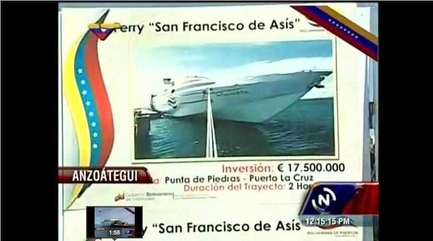 VIDEO Jefe de navío acusado por caso García Plaza explica compra de los ferrys