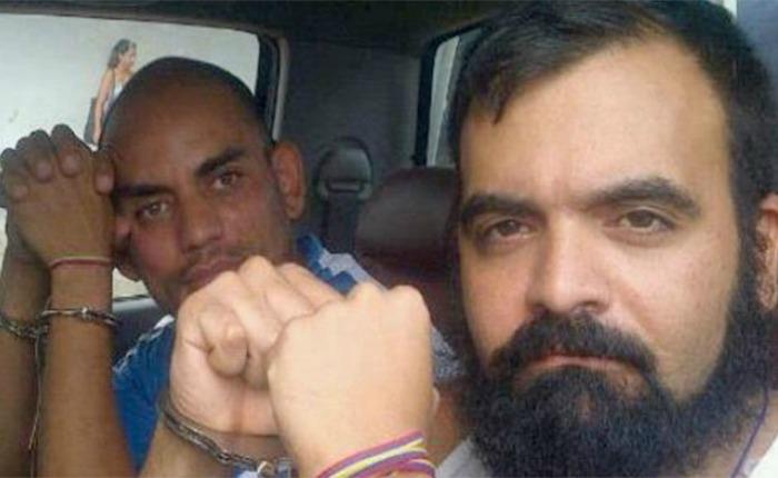 tirado y baduel liberados presos politicos