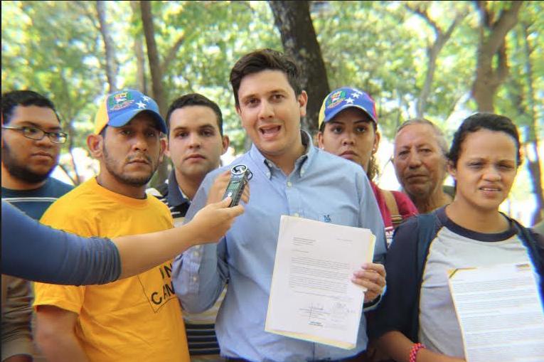 Concejal de Libertador exige eliminación zonas de paz en Caracas