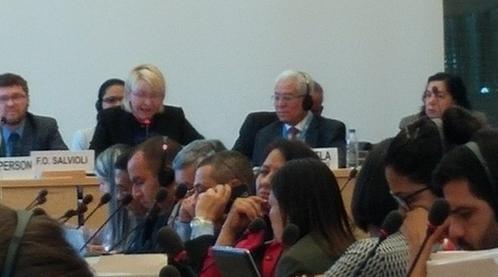 Afiuni declara hoy en su juicio para desmentir a Luisa Ortega Díaz en ONU