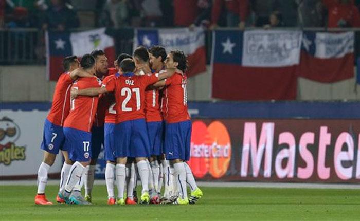 Copa América: México le empata 3-3 a Chile y sigue con vida