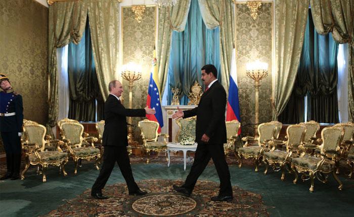 La lista Putin: ¿Un modelo para Maduro? por Fernando Mires