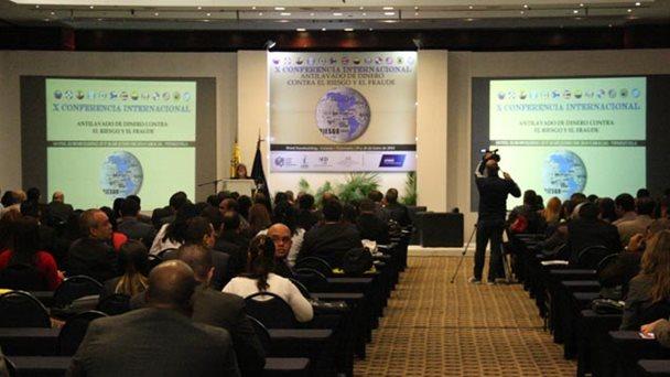 Venezuela reunió a expertos de toda Latinoamérica contra lavado de dinero