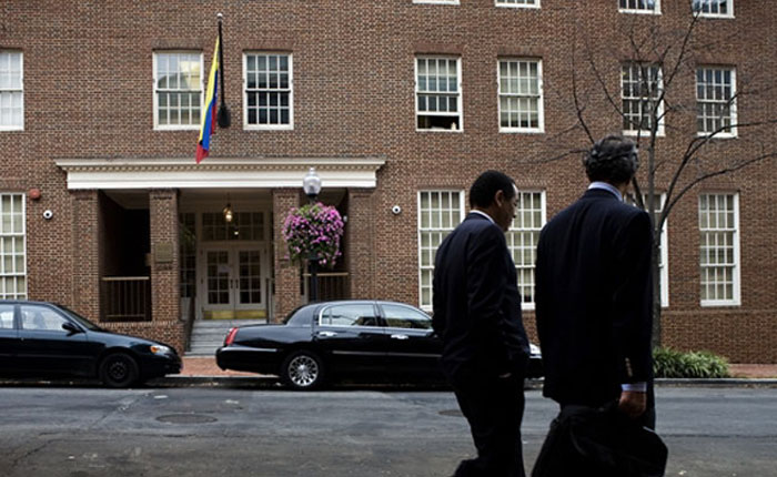 Embajada de Venezuela tiene nuevo encargado de negocios para Estados Unidos