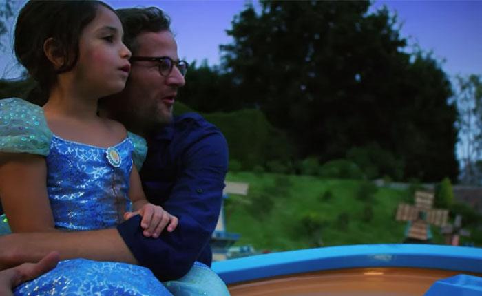 VIDEO Disney celebra el día del padre, el primer príncipe encantado de toda niña