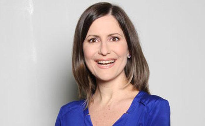 La periodista Anna Vaccarella aclara informaciones sobre su salud