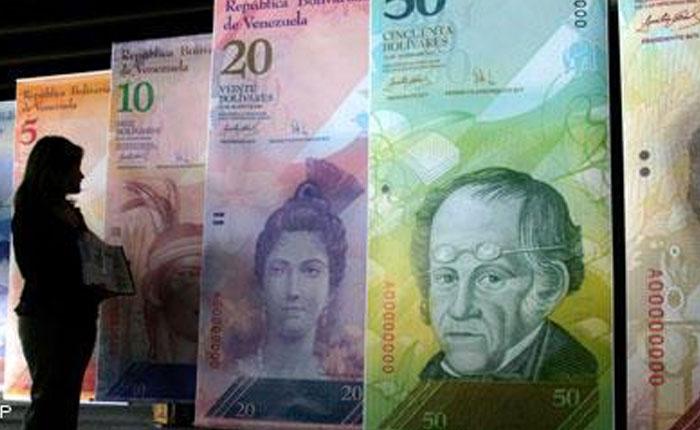 La inflación venezolana entra en una 'espiral de muerte' y se ubica en 615%