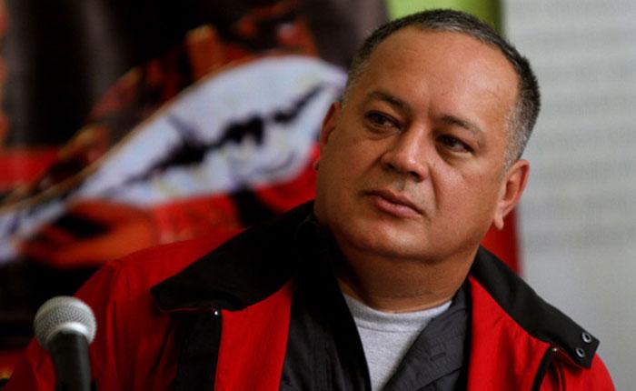 Cabello: En casa de Ibéyise Pacheco se hizo un documento sobre un gobierno de transición