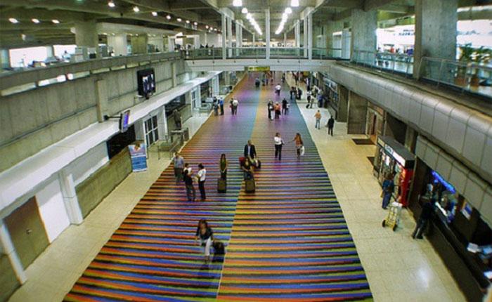Advierten deterioro de transporte aéreo en Venezuela