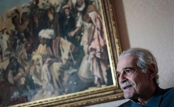 Muere Omar Sharif, astro de Dr. Zhivago y Lawrence de Arabia