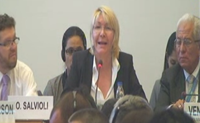 VIDEO Mira las declaraciones de la Fiscal de la República ante el examen ONU
