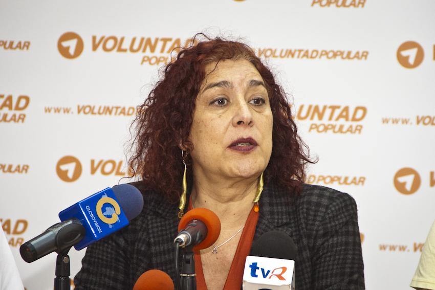 """Tamara Adrián: """"Mi candidatura es una punta de lanza para el avance de los derechos de LGBT"""""""