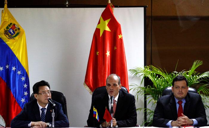 China Sany dice estar dispuesta a ayudar a Venezuela a vender deuda en mercado asiático