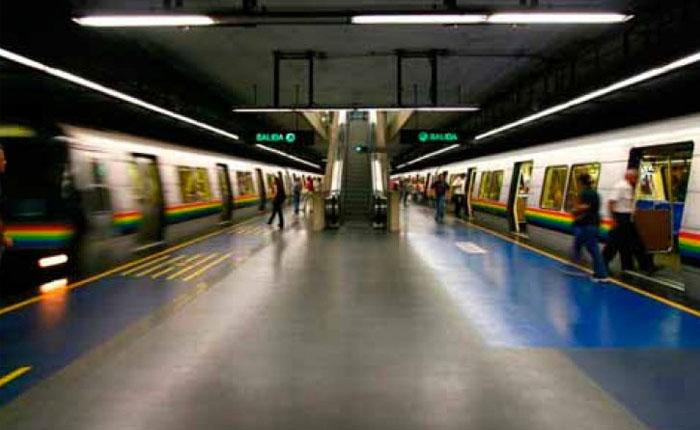 Metro de Caracas desmiente robo masivo y situación de rehenes en Nuevo Circo