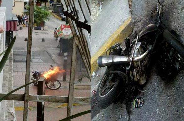 Vecinos de La Candelaria golpearon a delincuente que intentó robar