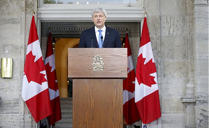 Disuelven parlamento en Canadá y convocan a elecciones para octubre