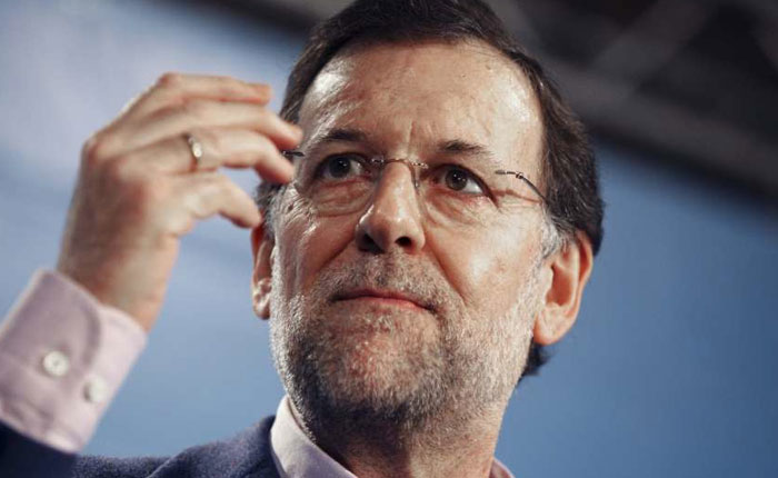 "Mariano Rajoy: ""Nadie va a romper España, de ninguna manera"""