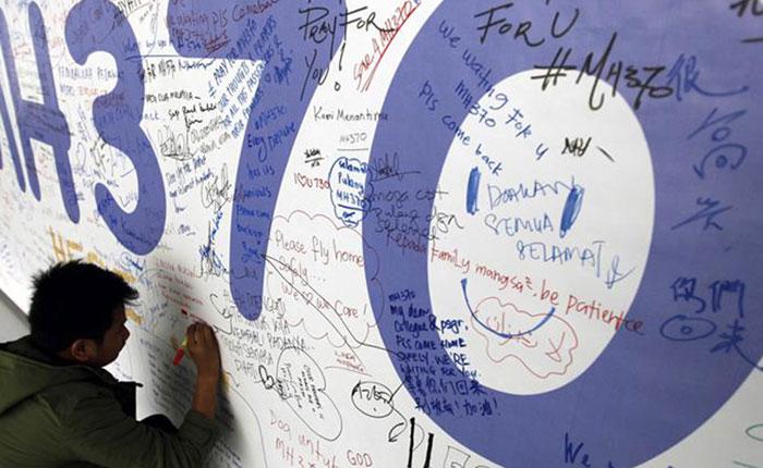 Restos hallados en el océano Índico pertenecen al MH370 desaparecido en marzo de 2015