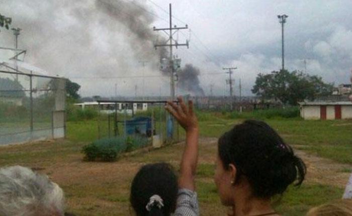 17 muertos por incendio en penal de Tocuyito