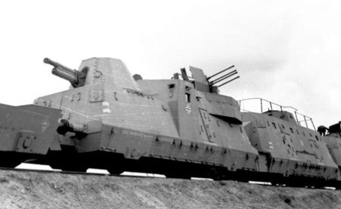 Hombres habrían hallado tren nazi con tesoro en Polonia