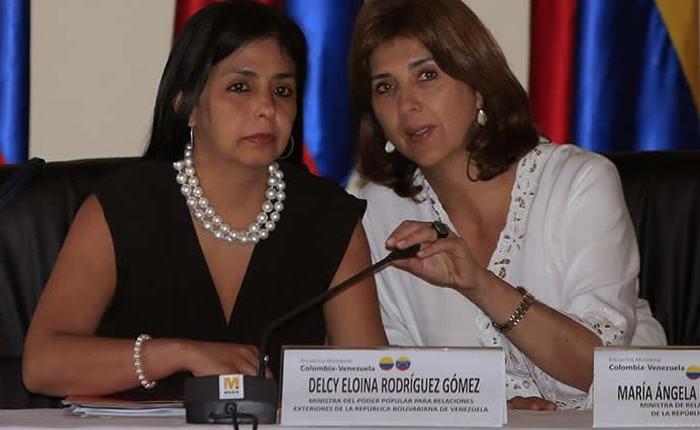 Aplazan de nuevo la reunión de ministros de Defensa de Colombia y Venezuela
