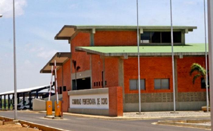 Un herido tras protesta en la Comunidad Penitenciaria de Coro