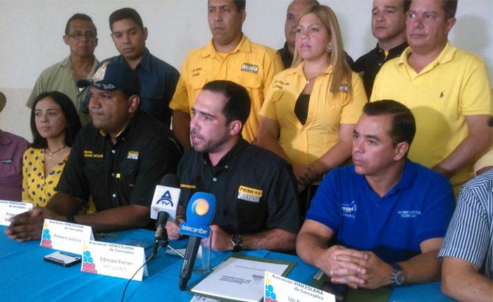 Asociación Venezolana de Concejales rechazó sentencia contra Leopoldo López y los tres estudiantes