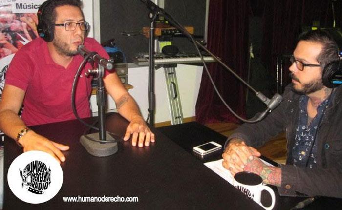 Humano Derecho Radio: con el activista de DDHH Rigoberto Lobo