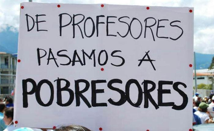 Profesionales venezolanos: todo a $1