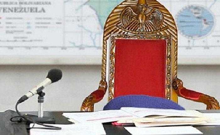 ¿Un Presidente en el exilio?, por Edward Rodríguez