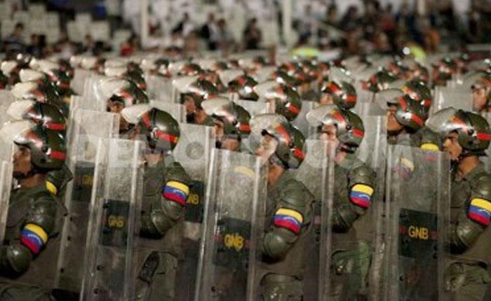Guardias nacionales: A 12 años de la ignominia por Eddie A. Ramírez S.