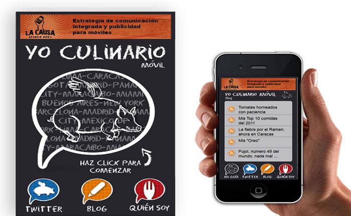 """Aplicación """"Yo culinario"""" brinda información detallada y práctica sobre dónde comer"""