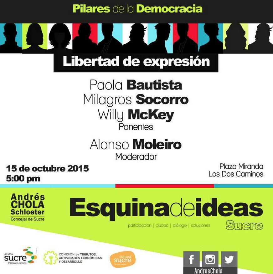 Alcaldía de Sucre estrena espacio abierto de ideas