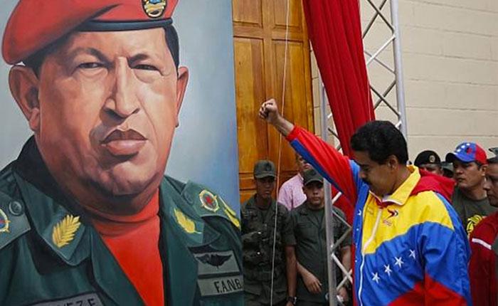 A cuatro años de la muerte de su líder, el Chavismo aún lo necesita para sobrevivir
