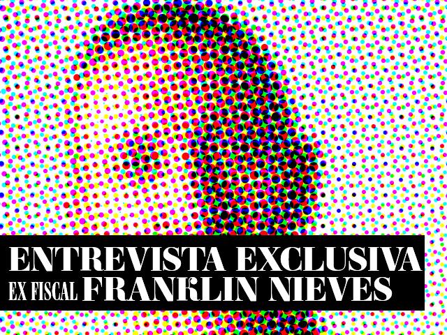 """Franklin Nieves: """"Jamás y nunca fui chavista, Dios me libre"""" (PARTE II)"""
