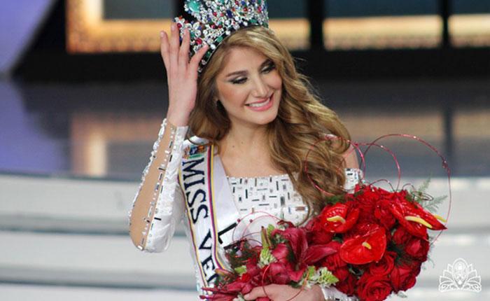 Estudiante de 19 años es la nueva Miss Venezuela
