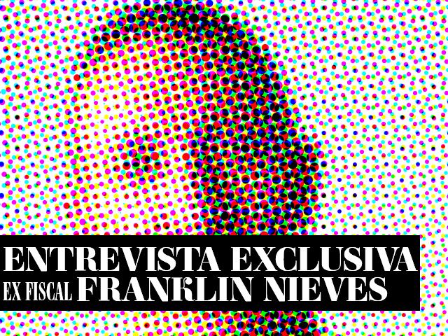 """Entrevista exclusiva con ex Fiscal Franklin Nieves: """"El sistema de justicia padece el terror del caso Afiuni (Parte I)"""