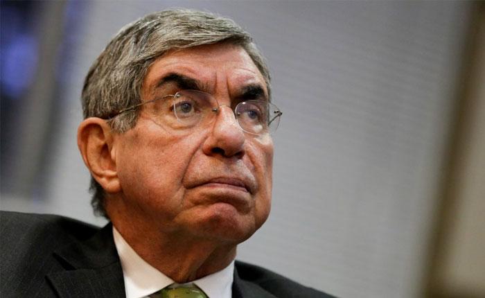 """Óscar Arias: """"Venezuela es un narcoestado"""""""
