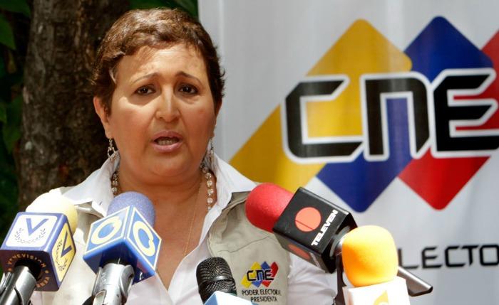 CNE instó a la MUD a firmar acuerdo de respeto a resultados del 6D